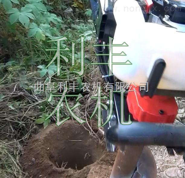 果园挖坑机,广西果园挖坑机