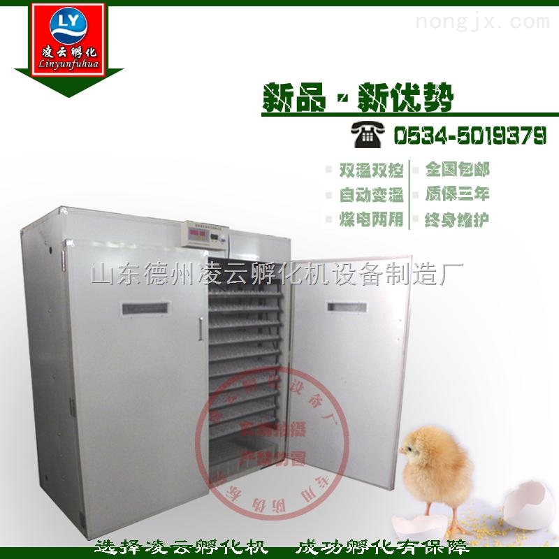 凌云小型鹌鹑孵化机 小鸡孵化机 鸡苗孵化机