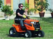 供应骑驾式美国贝尔(13AV60KG066)草坪剪草车 草坪机