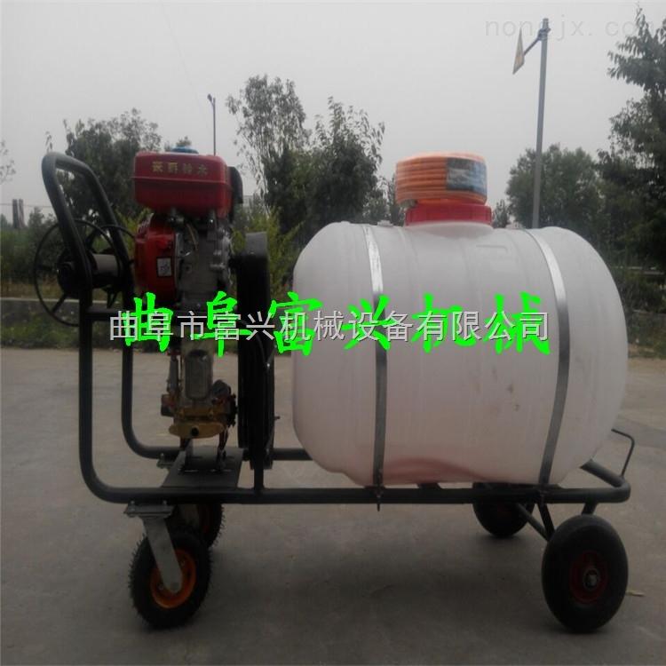 农用打药车  大容量喷雾机400升喷药机 富兴