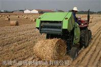 麦草打捆机厂家直销 稻草捡拾打捆机 销售小麦秸秆打捆机