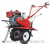 新型微耕机厂家 大棚专用小型柴油旋耕微耕机