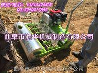 汽油播种机 汽油小颗粒播种机 汽油蔬菜播种机