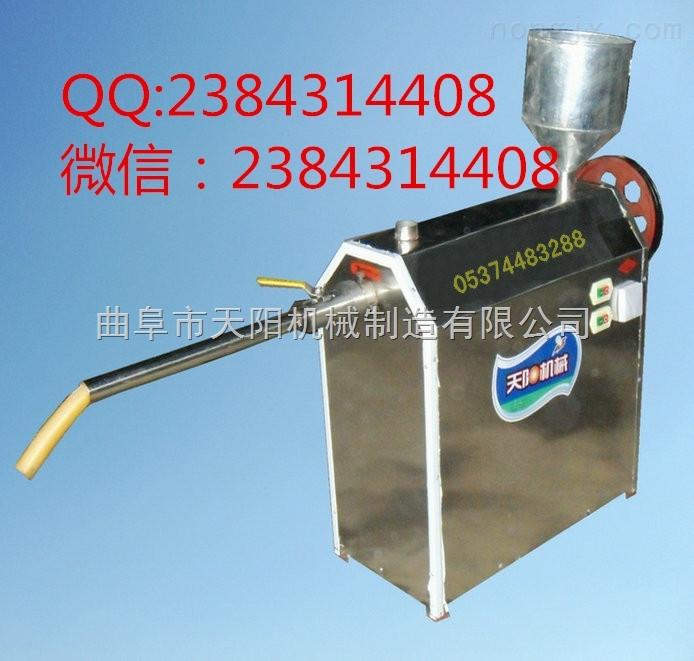 高产量米豆腐机设备大型自动米豆腐机设备