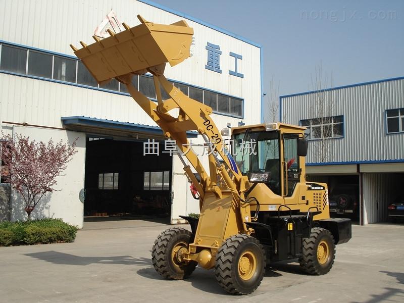 卸高3米液压铲车 zl机械挂档前卸铲车