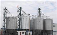 工业多层钢板仓储