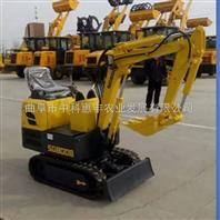 zk-18型履带式小型液压挖掘机厂家直销能在狭小场地作业的小型挖掘机
