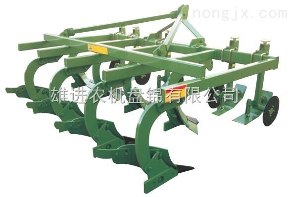 WJSP-4(畦4連)-馬鈴薯專用中耕培土犁的應用