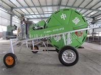 中旗厂家直销代理卷盘式喷灌机(多种吨位)