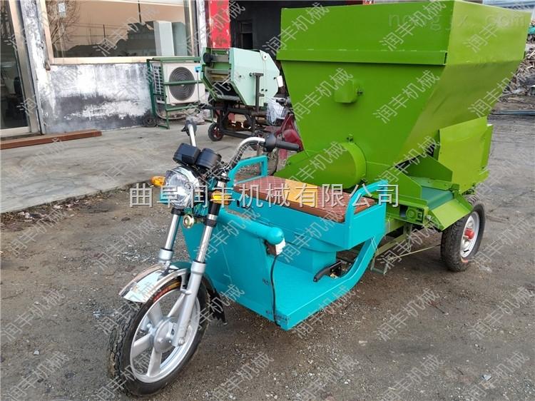 定做不同立方的撒料机 饲草加工撒料车 质量保证撒料车