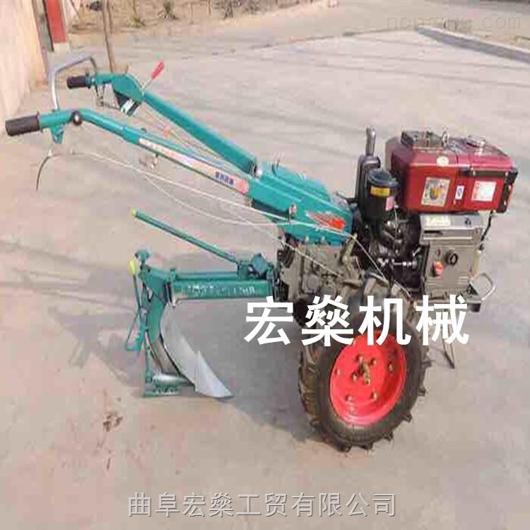 大棚果園小型旋耕機 除草旋耕機 多功能微耕機