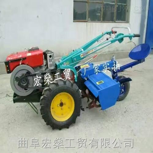 果園大棚專用小型旋耕機 大馬力旋地機 翻土機
