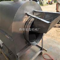 定做粮食烘干机 大型800斤翻炒机 大型炒货机