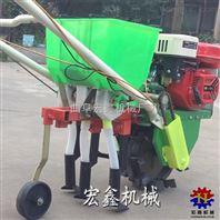 山东供应手扶式双行播种机 施肥播种机价格 小麦播种机