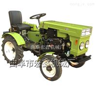 小型拖拉机可配套播种机 开沟机 旋耕松土机