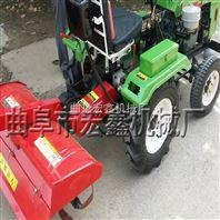 20马力拖拉机带旋耕机 厂家大量供应优质手扶拖拉机