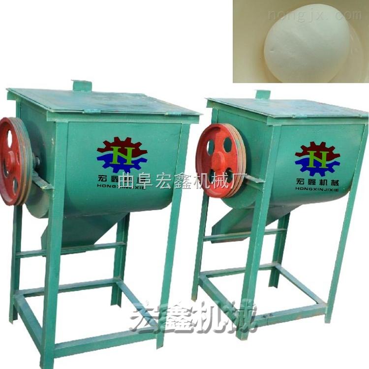 面粉搅拌机 电动和面机 大型和面机生产厂家