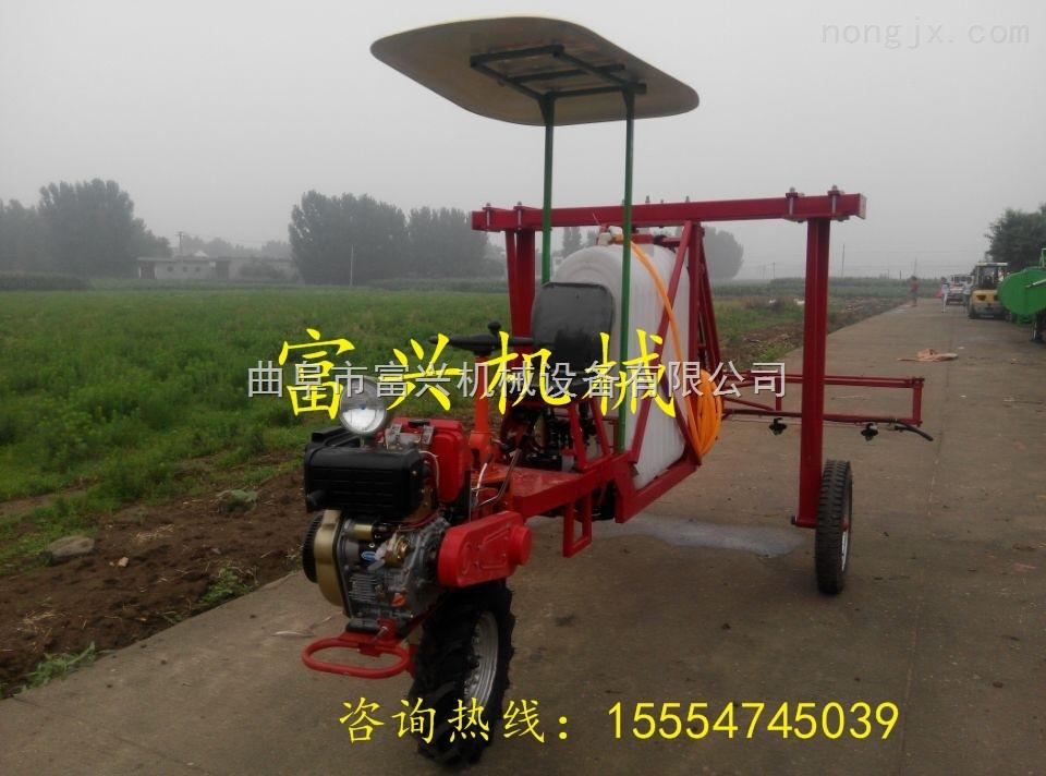 合肥自走式水稻喷药机 富兴远程喷雾器 杀虫打药机厂家