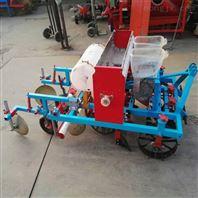 拖拉机带动花生播种机 花生播种覆膜机 花生种植机 厂家