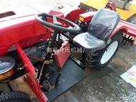 小型四轮田园管理机 农用旋耕机 四轮拖拉机 犁地机械