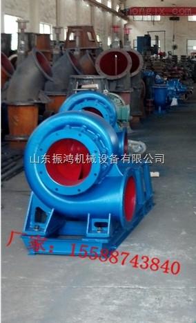500HW-6卧式混流泵质保一年