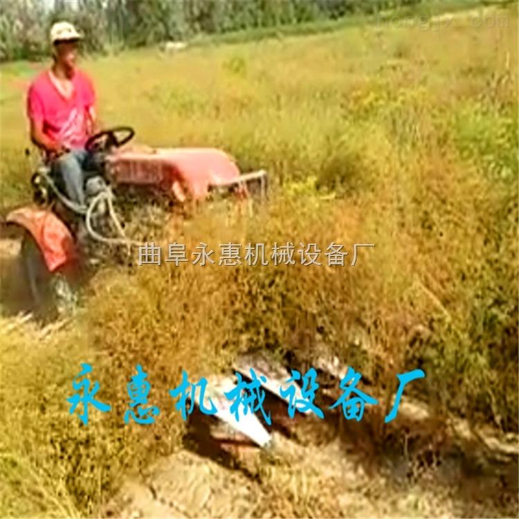 小型收割机价格,牧草,药材,秸秆辣椒收割机厂家