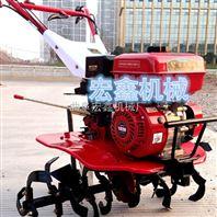 菜园松土犁地机 新款手扶旋耕机价格 除草微耕机型号