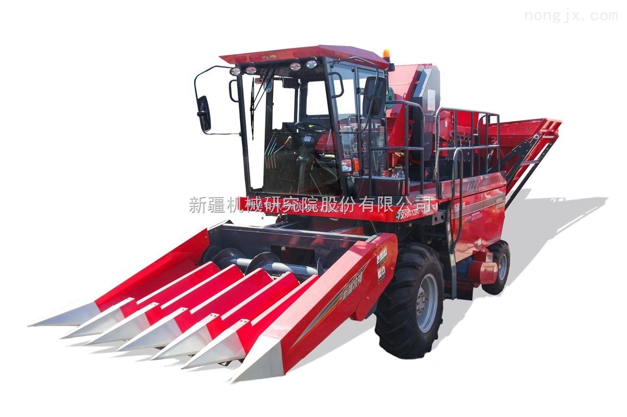 牧神4YZB-6型自走式玉米收获机