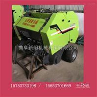 稻草秸秆打捆机技术