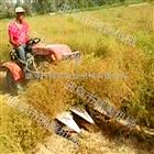 云南蚕豆收割机 高效苜蓿草收割机 水稻小麦割晒机