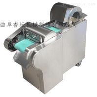 蒜苔切段机 输送带切段机 豆腐 豆皮切块机