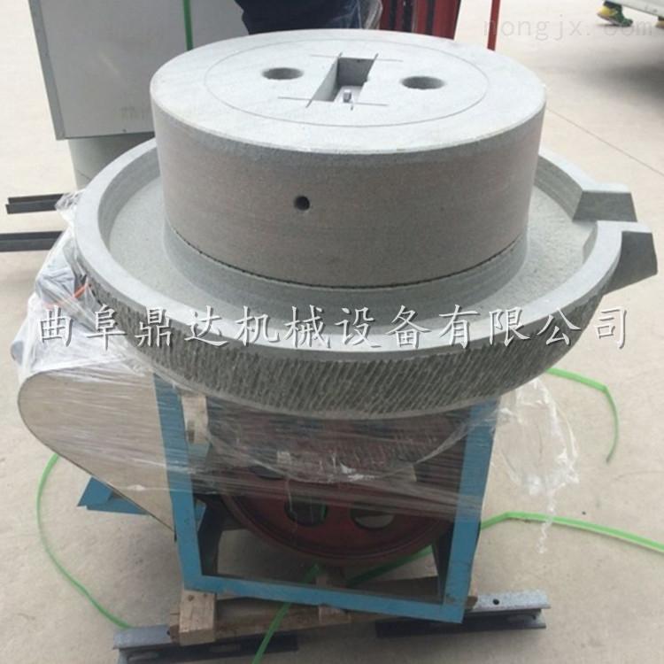 山东豆腐电动豆浆石磨 大豆磨浆机 食品豆腐加工机械