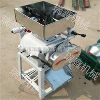 新款大豆挤扁机 酒厂用粉碎机 油坊用花生米破碎机