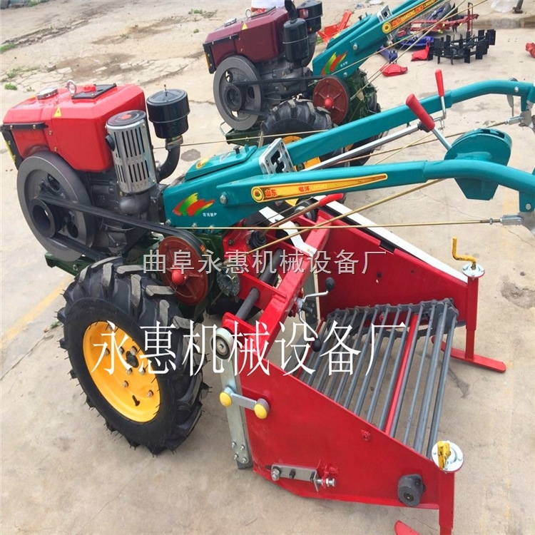 廠家大量批發各種型號的土豆、地瓜收獲機