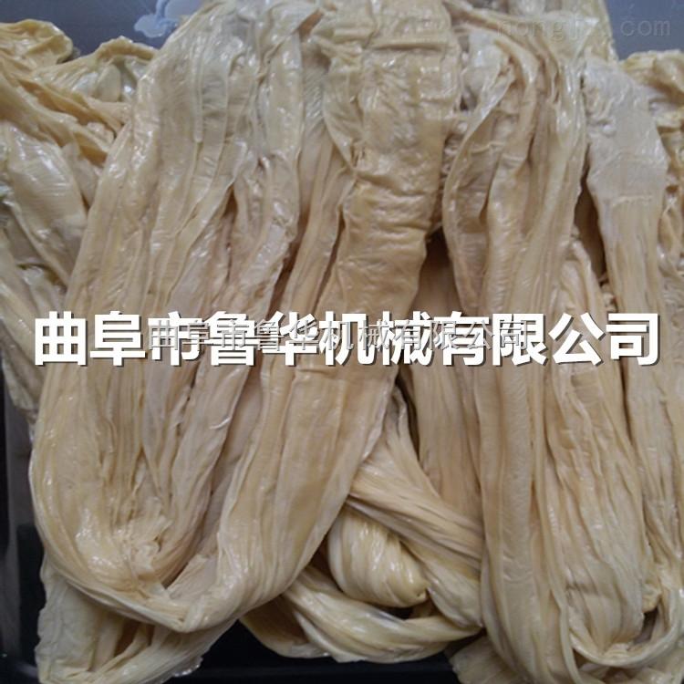 加工生产豆制品加工设备 腐竹油皮机 全自动腐竹油皮机
