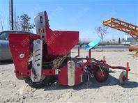 新款土豆播种机 拖拉机带动的土豆播种机