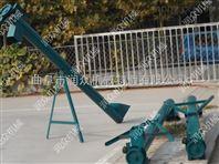 螺旋式上粮机 吸粮机提升高度4米 软蛟龙抽粮机