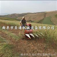 农用小型牧草收割机 手扶拖拉机带收割机割台