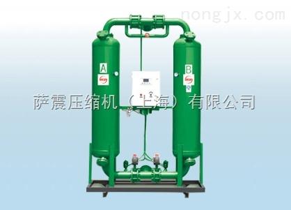 供应萨震无热再生吸附式压缩空气干燥机