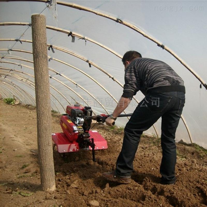 果園小型旋耕機 把手可轉動微耕機