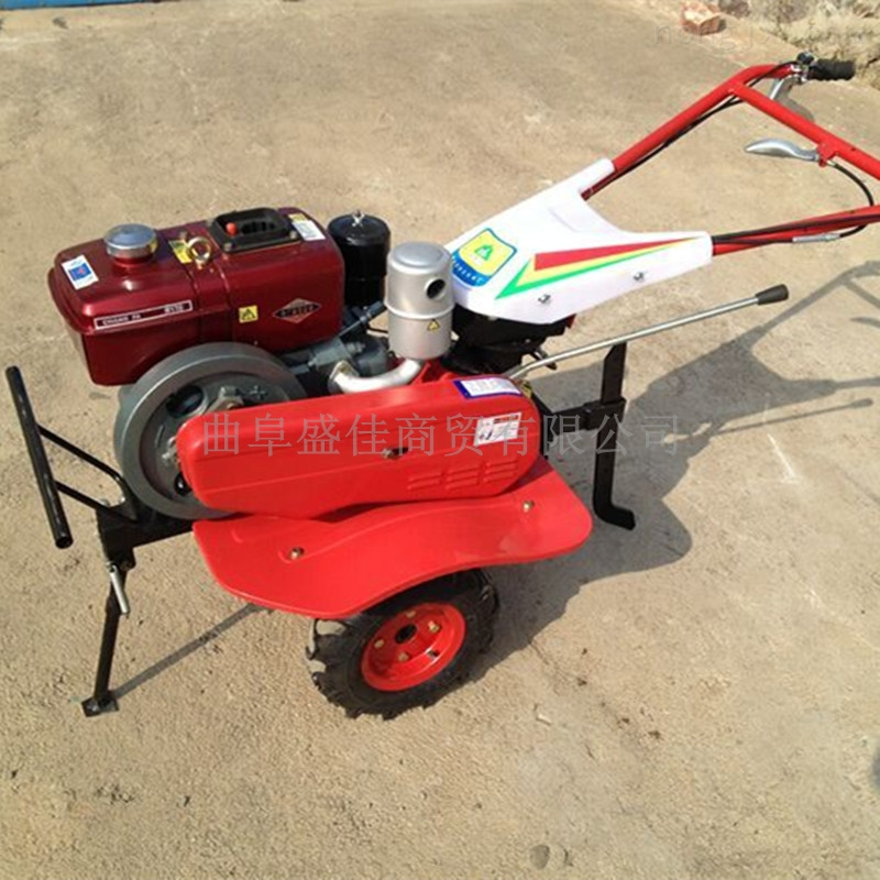 果園小型旋耕機 優質旋耕松土機