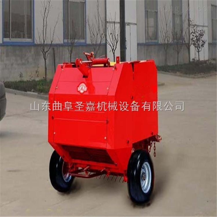 JC-5080-安徽青贮秸秆打捆机制造商