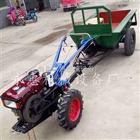 热卖15马力手扶式旋耕机,高效率水田打田机,手扶车带动打田机