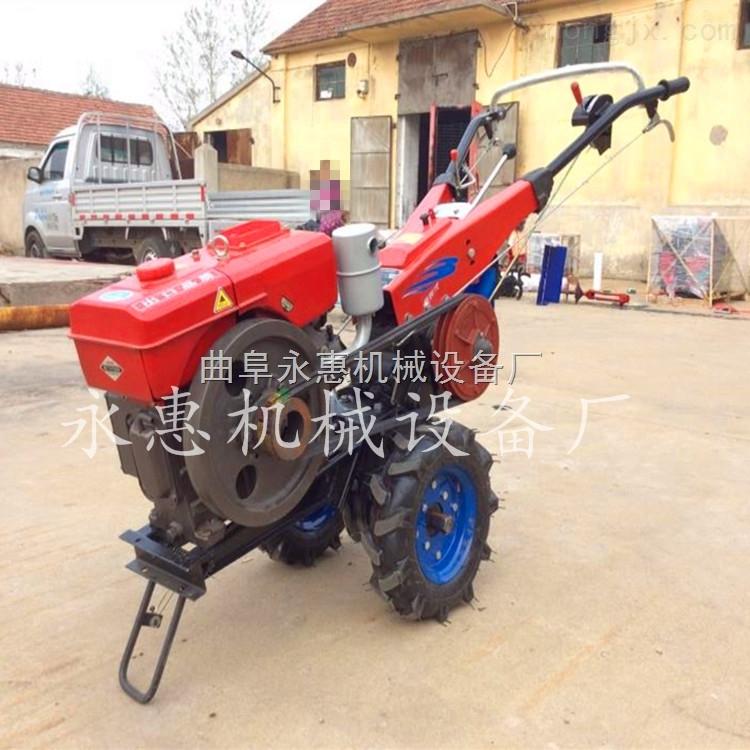 多功能土壤耕整机械 15马力拖拉机电启动