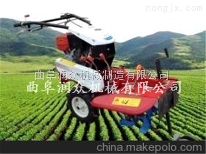 自动差速器的田园管理机 可以360度自由转弯