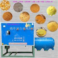 大型玉米制茬子 玉米脱皮制糁机 功能齐全