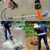 小型背负式锄草松土机 方便实用价格优惠锄草机