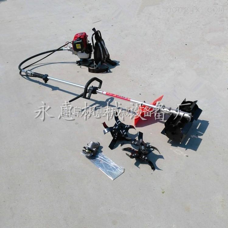 小型轻便锄地机,进口割草机厂家直销背负式汽油除草机