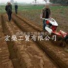 柴油田园管理机 大葱培土机 马铃薯开沟培土机