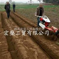 繁峙县8马力柴油微耕机新式多功能开沟培土机厂家
